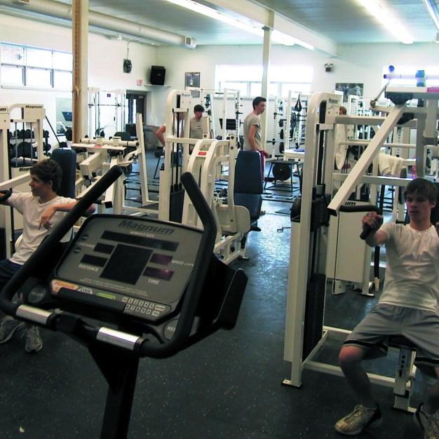 WLHS weight room