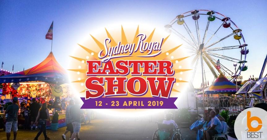 เชิญเที่ยวงาน Sydney Royal Easter Show วันที่ 12 – 23 เมษายน 2562