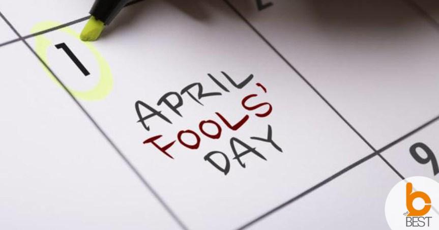 วันที่ 1 เมษายน วันเมษาหน้าโง่ April Fool's day