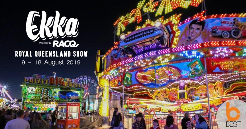 เชิญร่วมงาน Ekka  ในวันที่ 9 – 18 สิงหาคม 2019 งานประจำปีของรัฐควีนส์แลนด์ ประเทศออสเตรเลีย