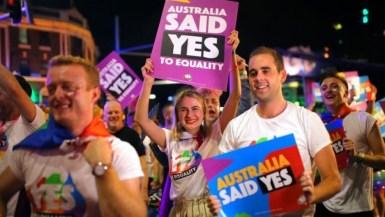 AUSTRALIA-LGBT-MARDI-GRAS