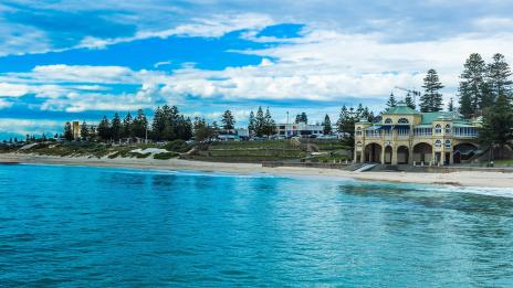 cottesloe beach of western Australia