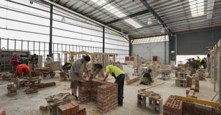 Brick-and-block-laying