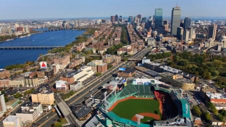 USA - Boston - Fenway Park