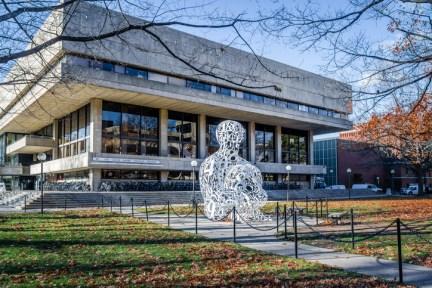 Massachusetts Institute of Technology (MIT) Alchemist Sculpture