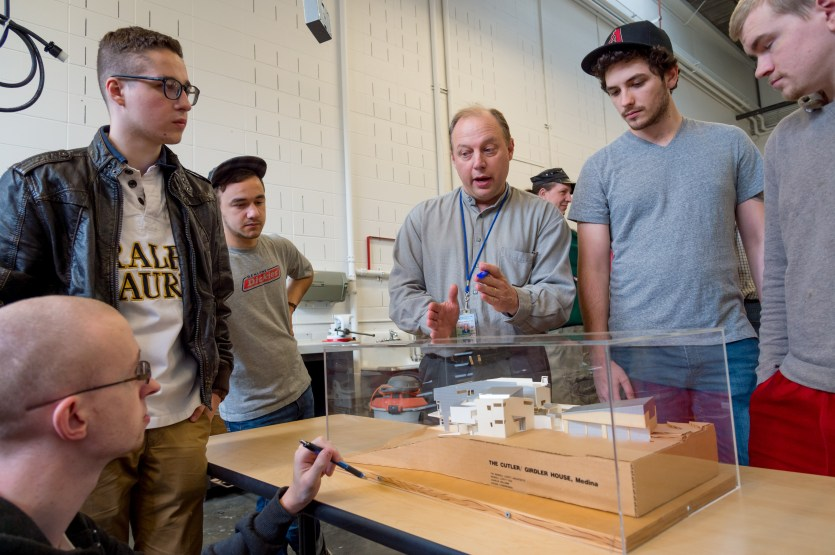 Lake Washington Institute of Technology - Engineering/3D printer/Architectural Graphics