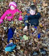 Top Ten Fall Activities for families with young children