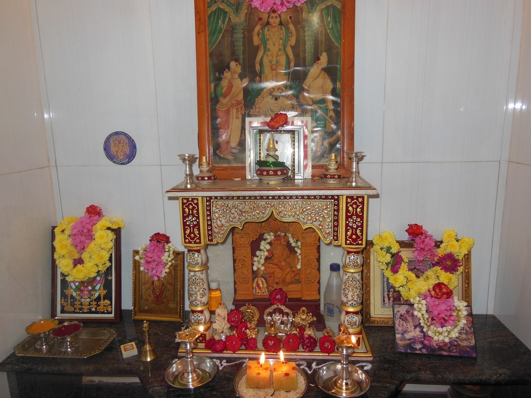 Best Kitchen Gallery: Worship And Religious Practices Hinduism of Hindu Altar At Home on rachelxblog.com