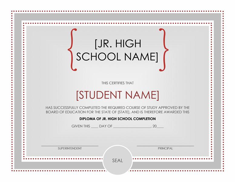 diploma maker online