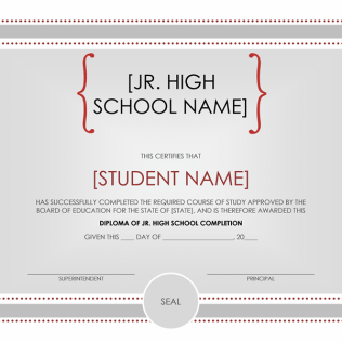 diploma template online