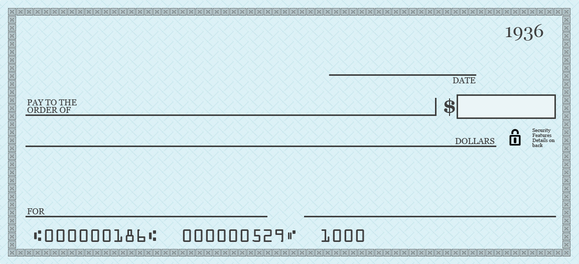 cheque template pdf presentation check template word presentation blank check template