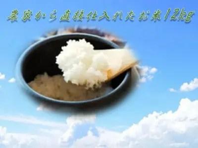 桑名米商 お米12kg