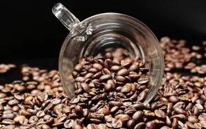 コーヒー豆のローストイメージ