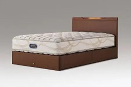 高級ベッドの代名詞といえばシモンズ