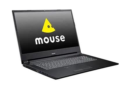 マウスコンピューター 大画面17.3型ノートPC「m-Book W890BN-M2S2-IIYAMA」 メイン