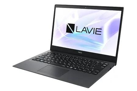 2021春モデル NEC LAVIE Direct PM 13.3型ワイドフルHD/IPS液晶搭載のプレミアムモバイルノート
