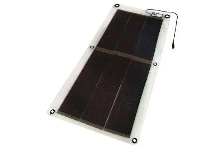 ソーラー発電シート