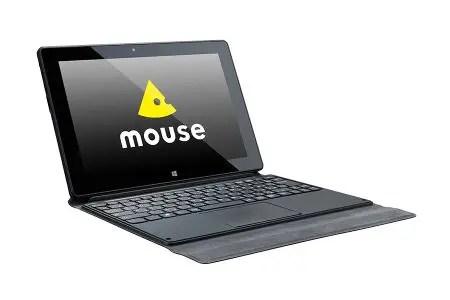 マウスコンピューター 10.1型 2in1タブレットPC「MT-WN1004-V2-IIYAMA」メイン