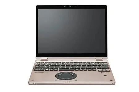 【ふるさと納税】パナソニック ノートパソコン レッツノート QV9 ブロッサムゴールド モバイルパソコン PC 新品 2in1 タブレットスタイル
