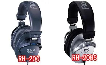 ローランド(Roland) ヘッドホン RH-200/RH-200S