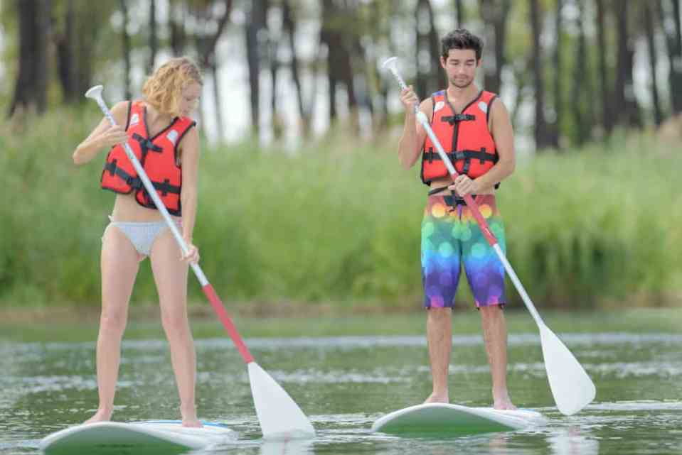 What to Wear for Stand-up Paddleboarding