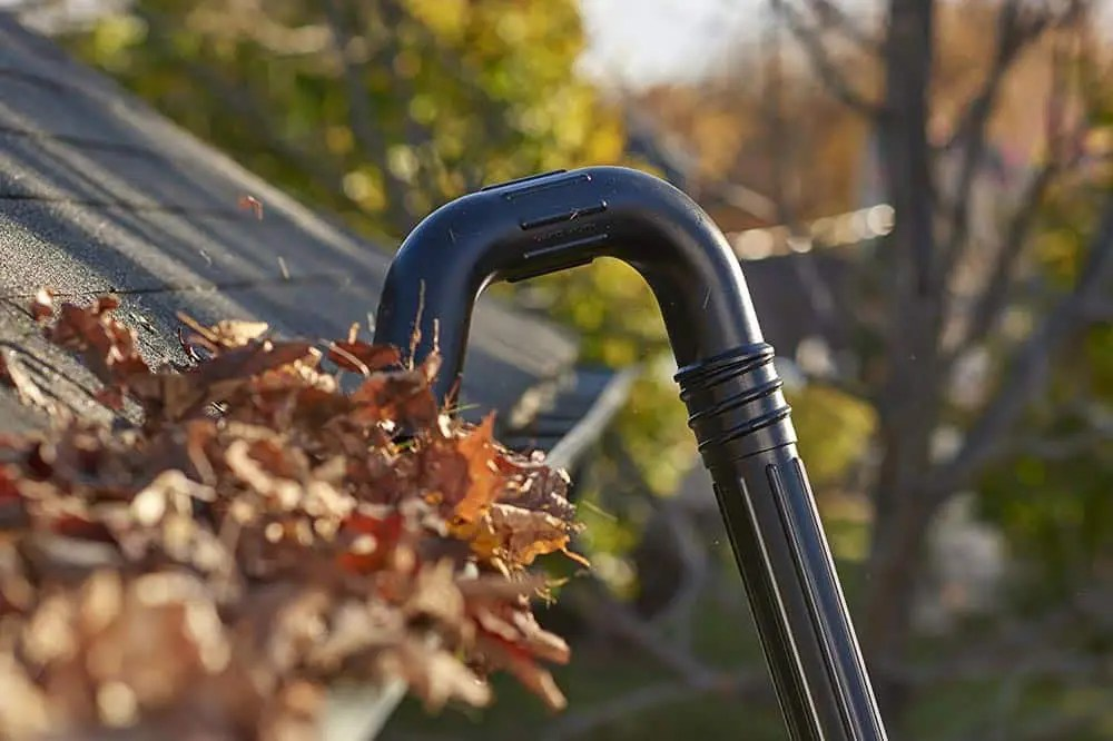 Leaf Blower Gutter Attachment Kits For Top Brand Blowers