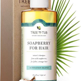 Gentle, Hair Growth Shampoo