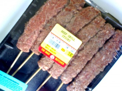 Meat on a Stick