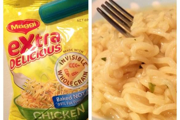 Maggi Extra Delicious Chicken Instant Noodles