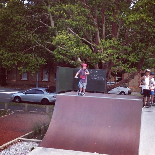 MGP_Scooter_at_the_skatepark