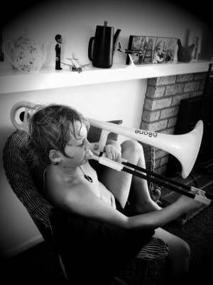 Learning the Trombone
