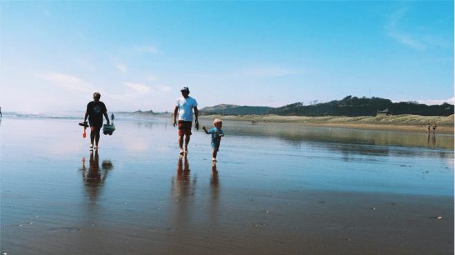 Muriwai Beach Auckland Mummy Blog NZ