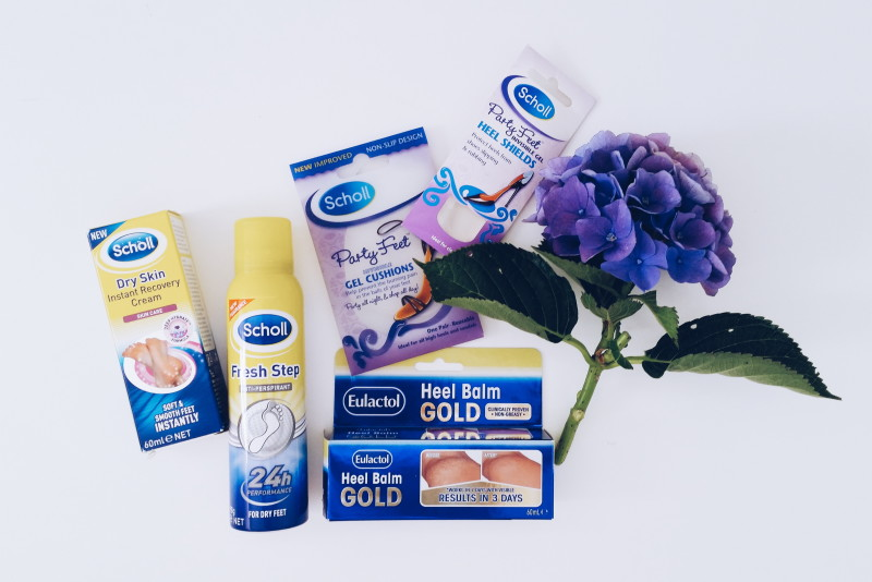 Scholl Footcare Products Mummy Blog New Zealand