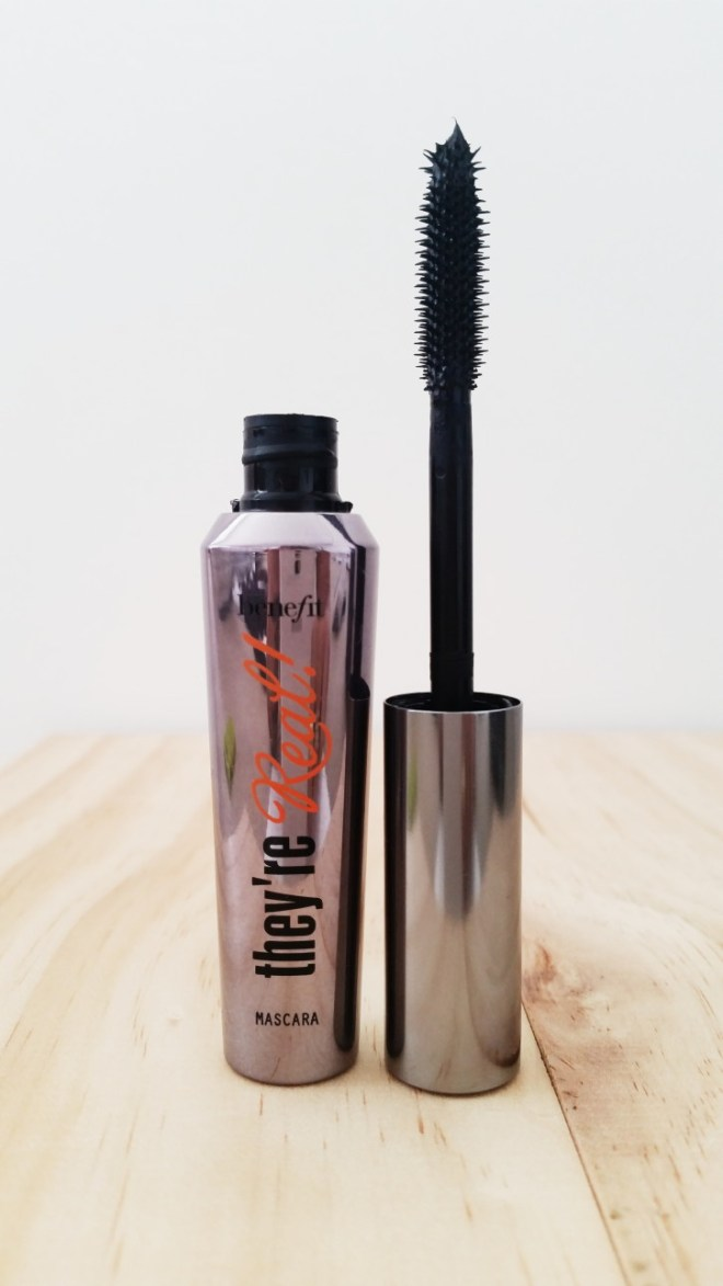Benefit They're Real Mascara Review Beauty Blog NZ