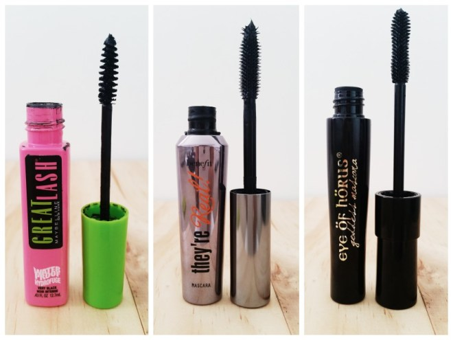 Mascara comaprison and Review Beauty Blogger NZ