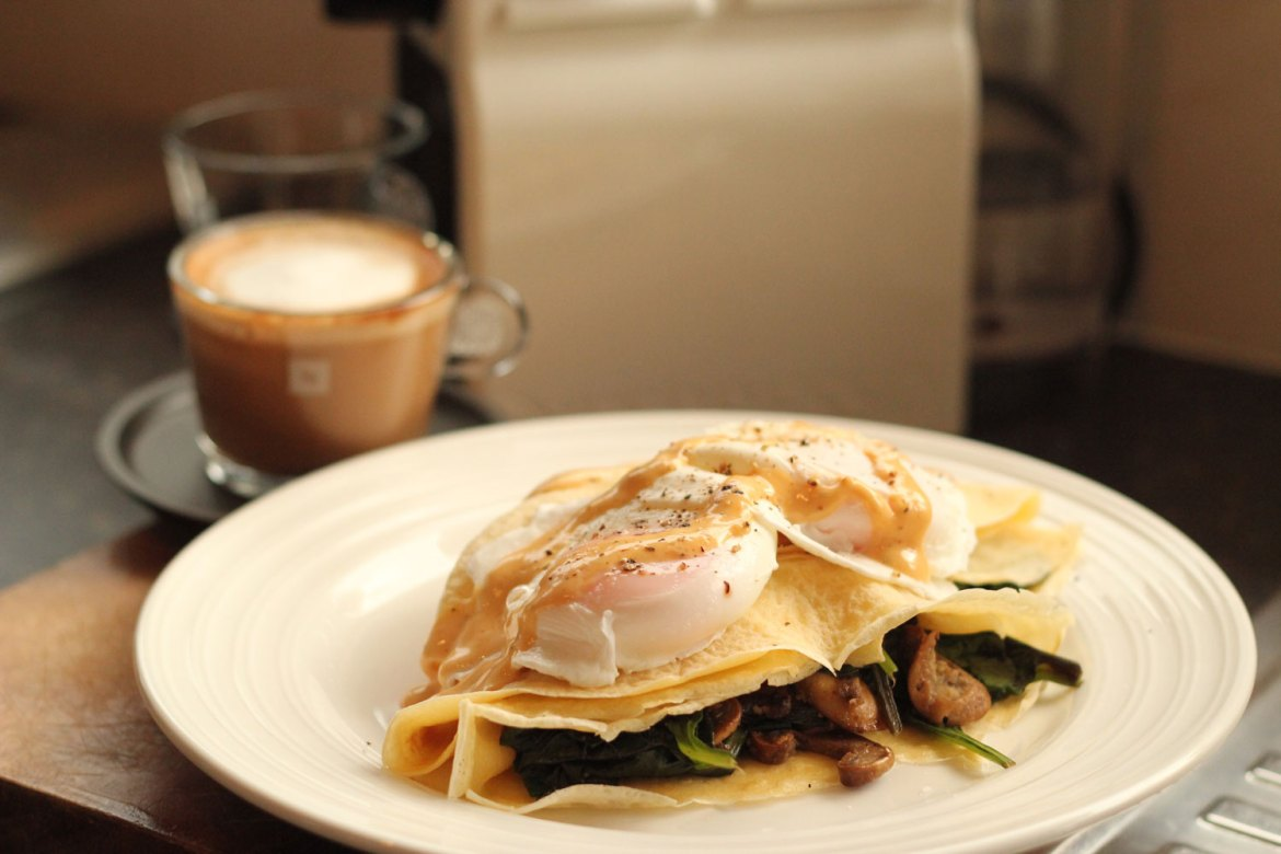 Mummy Blog new Zealand Best Savoury Crepe Recipe