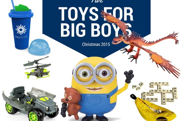 Top Mummy Blog new Zealand Top Boy Gift Guide