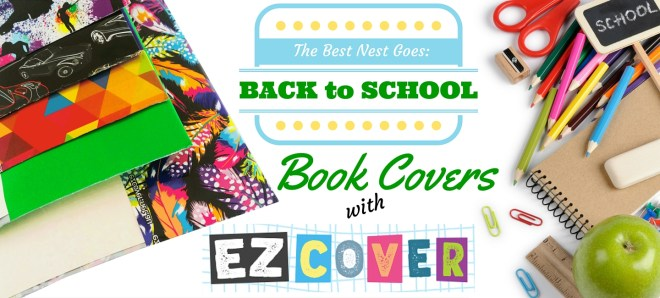 New Zealand's Top Mummy Blogger Blog School Book Covers