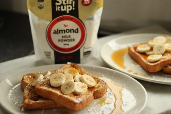 New Zealand's Top Mummy Blogger Parenting Travel Blog Family Dairy Free French Toast Recipe