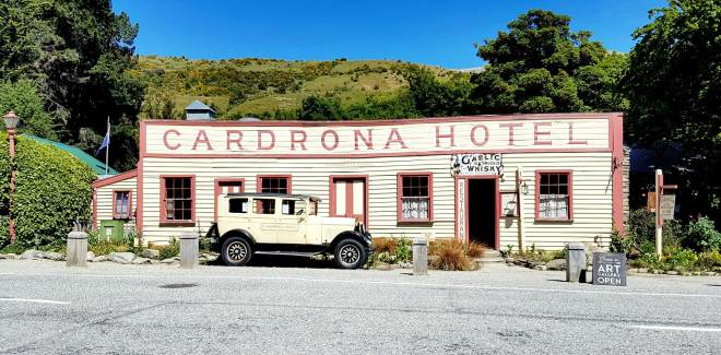 New Zealand's Top Mummy Blogger Parenting Travel Blog Family Queenstown Cardrona Pub
