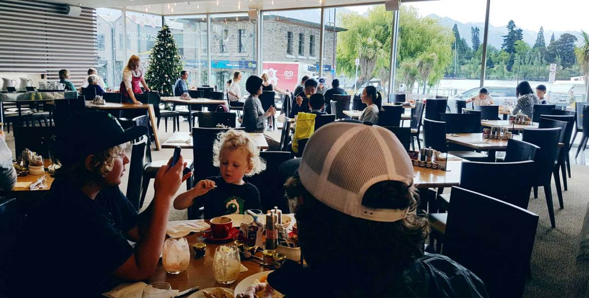 New Zealand's Top Mummy Blogger Parenting Travel Blog Family Queenstown Crowne Plaza