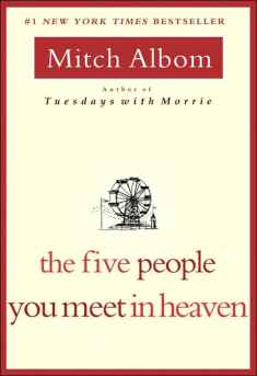 The Five People You Meet in Heaven by Mitch Albom Free Online Summary Study Guide Christopher Paul Curtis