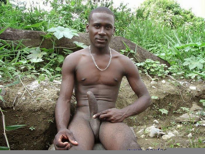 flagra africano punheta