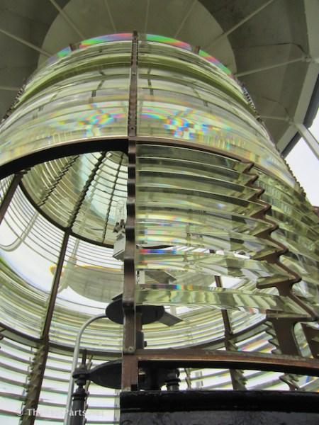 Bodie Island Lighthouse lens