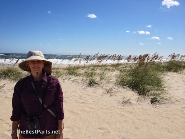 Gail at the OBX 2013