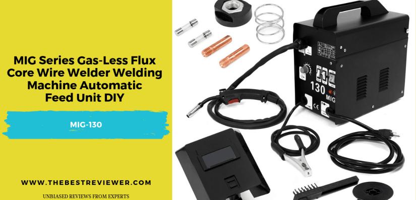 best cheap flux core welder