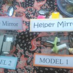Helper Mirror (Eye Drops Tool)