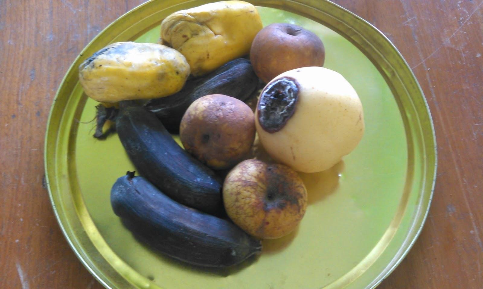 buah busuk