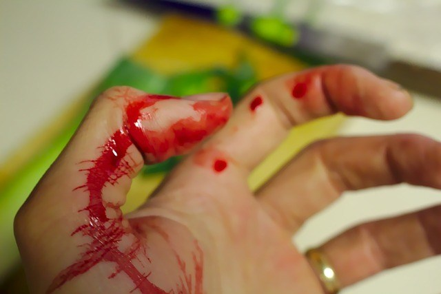 First Aid for Cuts and Scrapes