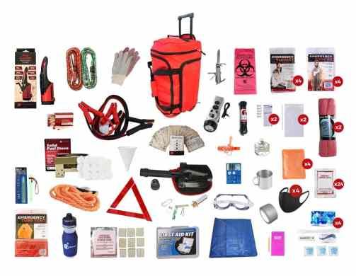 best road trip auto survival kit automotive emergency kit